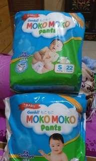 Moko Moko Pants Size S