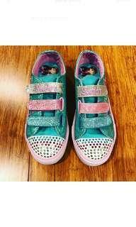 Skechers Light Up Sparkling Shoes