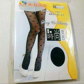 🚚 (自出價) 依莉緹亞絲襪 星星絲襪 時尚宣言#舊愛換新歡 #好物任你換 便宜賣 #十一月女裝半價