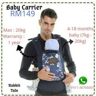 Baby Carrier with Warranty