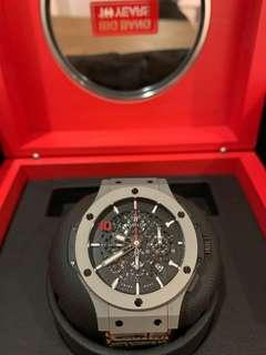Limited Edition (50 pcs) Hublot Big Bang / Aero Bang Red Dot