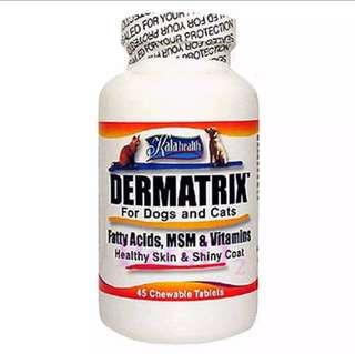 Kala health Dermatrjx for Dogs & Cats