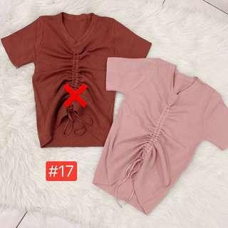 Brand new Korea ribbon up top