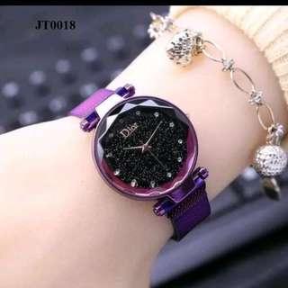 Jam tangan DIOR magnet