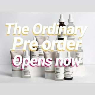 The Ordinary the cheapest in town!