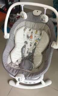 Joie Sansa Baby 2 in 1 (multi mover & soother)