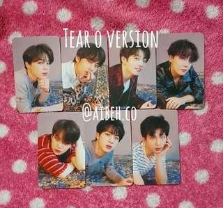 [WTS FAST] BTS Photocards Set UNOFFICIAL