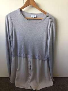 Witchery knit size medium.