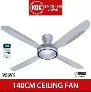 """KDK ceiling fan 56"""""""