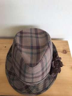 Marks & Spencer fedora hat