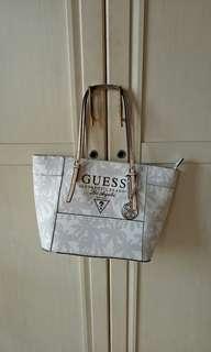 Original Guess Bag White