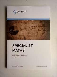 Specialist Maths Connect Notes