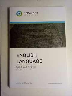 English Language Connect Notes