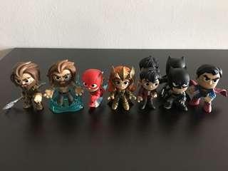 Funko Mystery Minis DC Comics Justice League
