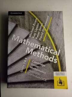 Cambridge Methods 3/4