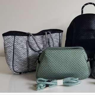 Neoprene bags for sale