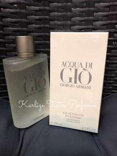 Acqua di Gio US tester perfume