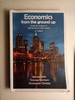Economics Units 1/2