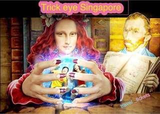 Trick eye museum Trick eye museum Trick eye museum