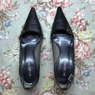 ❤️REPRICED BCBG Pointed black shoes