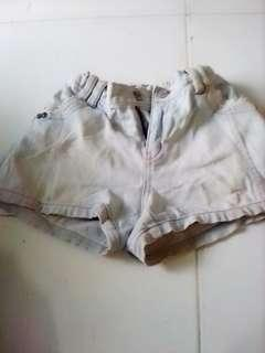 Hotpants levis take all 50000