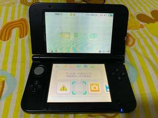 Nintendo 3DS LL 連4G SD card