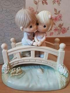 Precious Moments - Our Love is the Bridge to Happiness