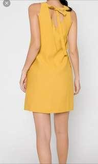 Playdress (mustard)