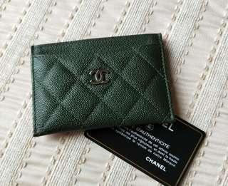 LN Chanel Card Holder