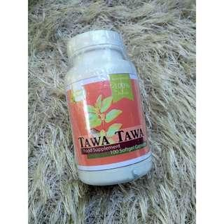 Natural Herb Tawa-Tawa Supplement