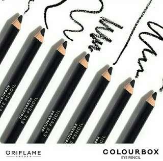 *SALE* Colourbox eye pencil BLACK