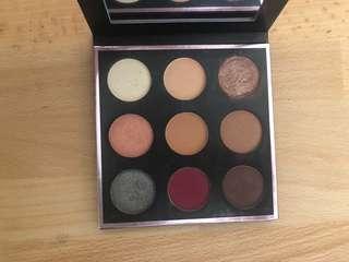 MakeupGeek x MannyMua Palette