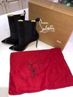 Christian Louboutin Booties Boots Heels Shoes