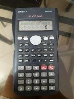Scientific Calculator (Casio)