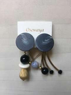 Osewaya 耳環