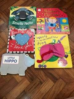 Take All 5 Educational Childrens Books for 350