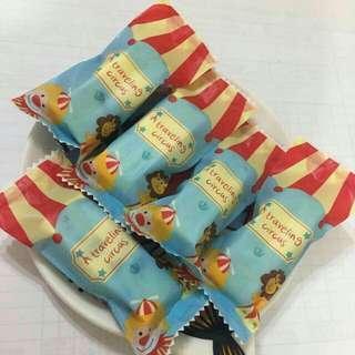 🚚 牛軋糖 口味:杏仁-核桃-夏威夷果-南瓜子