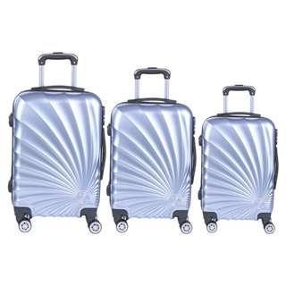 3 PC Luggage Set :Polo City