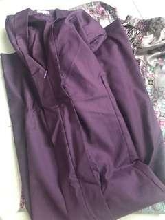 Baju Kebaya Labuh - Sheeqeen