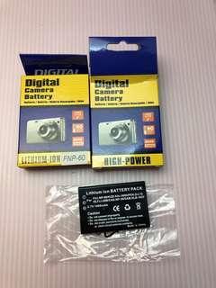 Digital camera battery 🔋