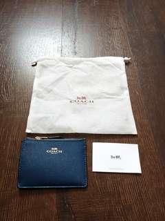 🚚 BN Coach ID mini skinny case purse