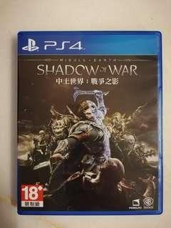 Shadow of War PS4 R3