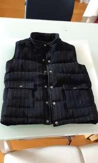 Nicolas & Bears Down vest  (4Y 110/56)