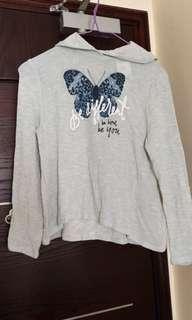 Abercrombie top for girl (size 9/10)