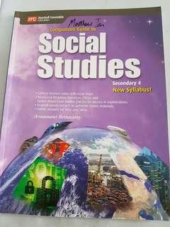 Companion Guide Social Studies