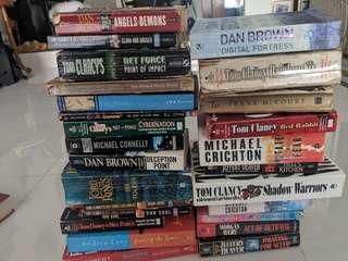 Bundle of Bestseller Fiction Books