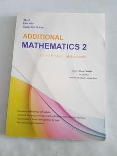 A Maths 2 Using Procedural Approach
