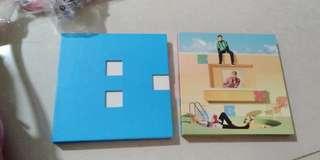 Exo-cbx albums