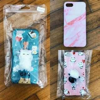 [SALE] 3d squishy / marble tumblr phone case clearance