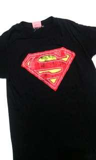 Black Superman Shirt